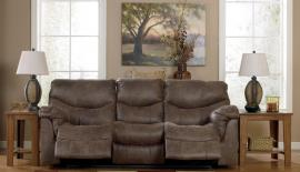 Alzena-Gunsmoke by Ashley 71400-88 Reclining Sofa