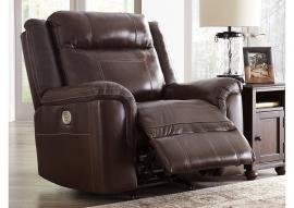 Wyline-Coffee by Ashley 71701-13 Power Recliner