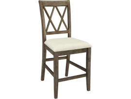 Claudia by Acme  71722 Counter Height Chair Set of 2
