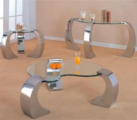 Central Park Collection 720058 Coffee Table Set