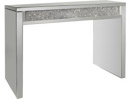 Coaster 722499  Clear Mirror Sofa Table