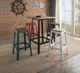 Jacotte by Acme 72330 Bar Height Table Only