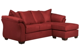 Darcy Collection 75001 Sectional With Chaise