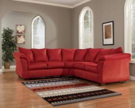Darcy Collection 75001 Sectional Sofa