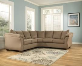 Darcy Collection 75002 Sectional Sofa