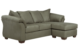 Darcy Collection 75003 Sectional With Chaise