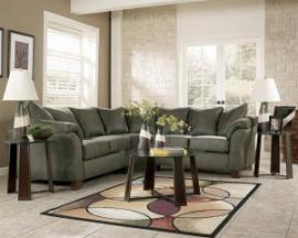 Darcy Collection 75003 Sectional Sofa