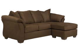 Darcy Collection 75004 Sectional With Chaise