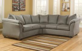 Darcy Collection 75005 Sectional Sofa
