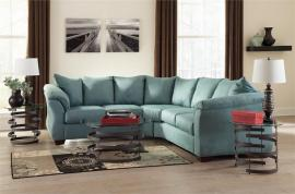 Darcy Collection 75006 Sectional Sofa