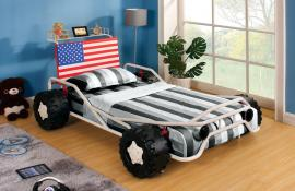Freedom Racer Collection 7765 Twin Bed Frame