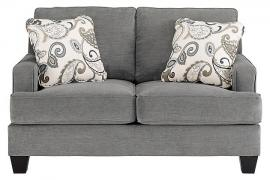Yvette Collection 77900 Loveseat