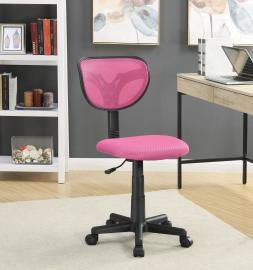 Jefferson 800055P Pink Office Chair
