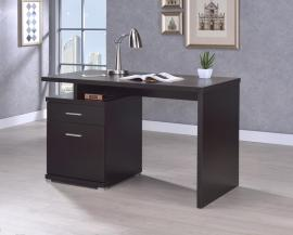 Meilani Collection 800109 Cappuccino Office Desk