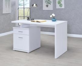 Meilani Collection 800110 White Office Desk