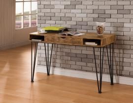 Kimberly Collection 801038 Industrial-Style Writing Desk