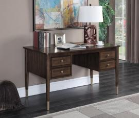 Lacie Collection 801122 Burnished Amber Writing Desk