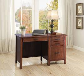 Marisa Collection 801199 Red-Brown Office Desk