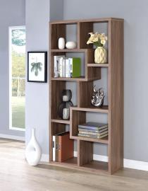 Jane Collection 801302 Elm Bookcase