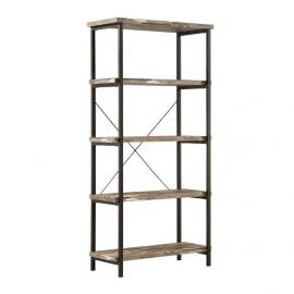 Skelton by Coaster 801552 Salvaged Cabin Bookcase