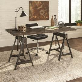 Scott Living Deponte 801771 Adjustable Height Desk