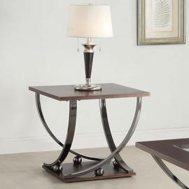 Isiah 80357 End Table by Acme