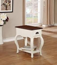 Woaton 80516 End Table by Acme