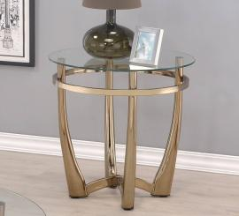 Orlando ll 81612 End Table by Acme