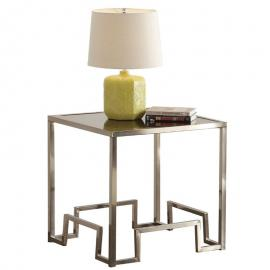Damien 81627 End Table by Acme