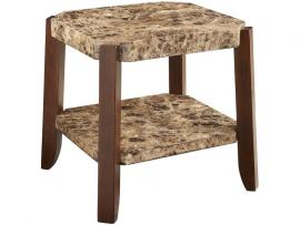 Dacia 82126 End Table by Acme