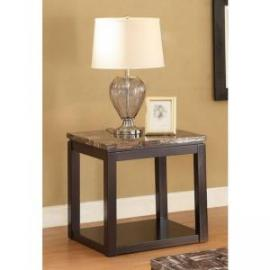 Dusty 82128 End Table by Acme