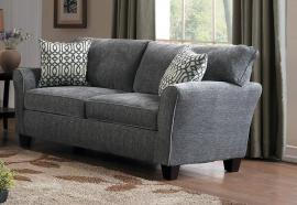 Alain 8225NGY-2 by Homelegance Loveseat