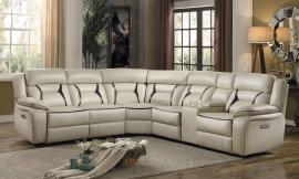 Amite Power Sectional 8229 by Homelegance