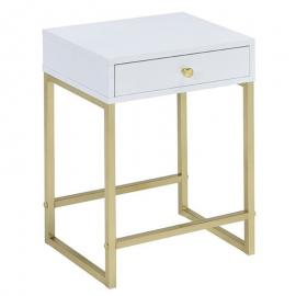Coleen 82298 End Table by Acme