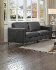 Breaux 8235GY-2 by Homelegance Loveseat