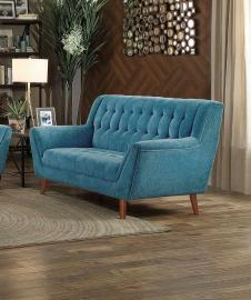 Erath 8244BU-2 by Homelegance Love Seat