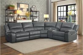 Falun Power Sectional 8260 by Homelegance