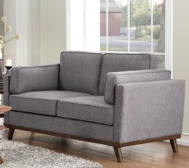 Bedos 8289GY-2 by Homelegance Loveseat