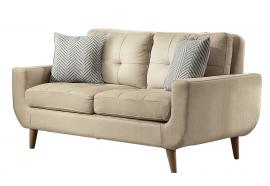 Deryn 8327BE-2 by Homelegance Love Seat