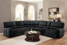 Keamey Sectional 8336 by Homelegance