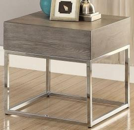 Cecil II 84582 End Table by Acme