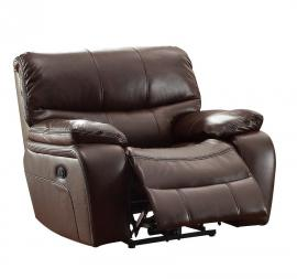 Pecos Collection by Homelegance Power Reclining Chair 8480BRW-1PW
