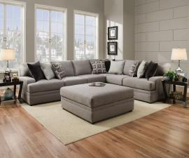Le Chateau 8561 Simmons Beautyrest Sectional Sofa