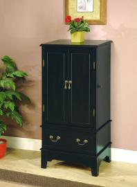Black Collection 900095 Jewelry Armoire