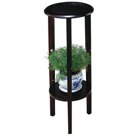 Espresso Finish Accent Table 900936