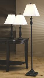 3pc Lamp Set 901145 Collection