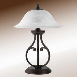 Casual Dark Bronze Table Lamp 901207 Collection