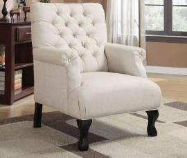 Coaster 902177 Oatmeal Accent Chair