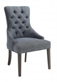 Donny Osmond Home 902912 Indigo Fabric Chair