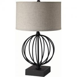 Dark Bronze 902966 Table Lamp